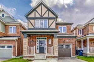 Fully Detached, Spacious 4 Bedroom Mattamy Built Home.