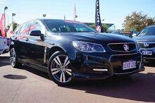 2015 Holden Commodore VF MY15 SV6 Sportwagon Black 6 Speed Sports Automatic Wagon Glendalough Stirling Area Preview
