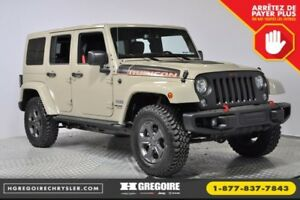 2017 Jeep Wrangler Unlimited Rubicon Recon A/C 4x4 TOW PKG LED G