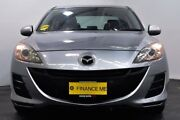 2011 Mazda 3 BL10F1 MY10 Neo Activematic Silver 5 Speed Sports Automatic Sedan Edgewater Joondalup Area Preview