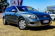 2010 Hyundai i30 FD MY10 SX Silver 4 Speed Automatic Hatchback Wangara Wanneroo Area Preview