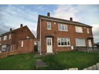 Two Bedroom Semi Detached House Freshly Decorated & New Carpets