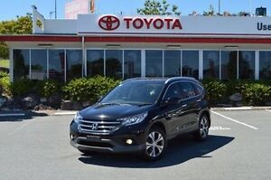 2013 Honda CR-V Black Automatic Wagon Highland Park Gold Coast City Preview