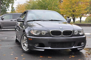 2006 BMW 325 CI (2 door), automatic, Full M-pack, only 95 000 km