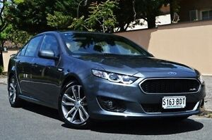 2015 Ford Falcon FG X XR6 Grey 6 Speed Sports Automatic Sedan Thorngate Prospect Area Preview
