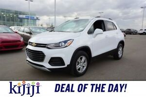 2018 Chevrolet Trax AWD LT Accident Free,  Back-up Cam,  Bluetoo
