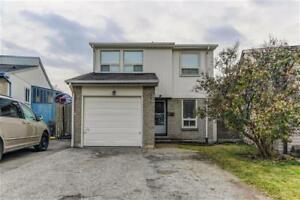 Newly Renovated Two-Storey Detached Home With Common Elements