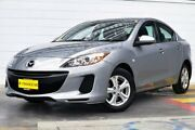2012 Mazda 3 BL10F2 Neo Activematic Silver 5 Speed Sports Automatic Sedan Thornlie Gosnells Area Preview