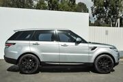 2014 Land Rover Range Rover Sport L494 MY14.5 TdV6 CommandShift SE Silver 8 Speed Sports Automatic Maddington Gosnells Area Preview