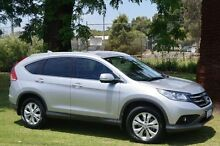 2013 Honda CR-V RM VTi-S 4WD Silver 5 Speed Automatic Wagon Leederville Vincent Area Preview
