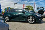 2014 Holden Cruze JH Series II MY14 SRi Z Series Green 6 Speed Sports Automatic Sedan Greenfields Mandurah Area Preview