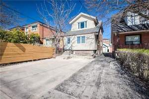 RENOVATED DETACHED HOME INCL. FINISHED BASEMENT