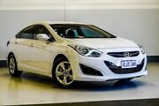 2013 Hyundai i40 VF2 Active White 6 Speed Sports Automatic Sedan Wangara Wanneroo Area Preview