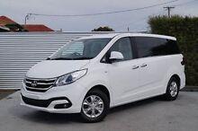 2015 LDV G10 SV7A White 6 Speed Sports Automatic Wagon South Launceston Launceston Area Preview