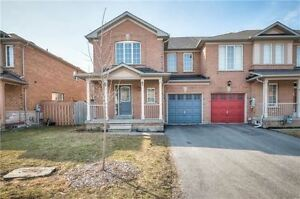 Beautiful and Immaculate Renovated End Unit Townhouse!!!!
