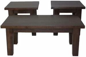 Mennonite Handcrafted Solid Maple Coffee Table - FREE SHIPPING