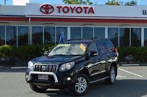 2012 Toyota Landcruiser Prado Black Sports Automatic Wagon Highland Park Gold Coast City Preview