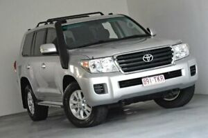 2013 Toyota Landcruiser VDJ200R MY13 GXL Silver 6 Speed Sports Automatic Wagon Albion Brisbane North East Preview
