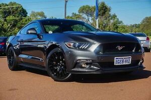 2015 Ford Mustang FM GT SelectShift Grey 6 Speed Sports Automatic Fastback Wangara Wanneroo Area Preview