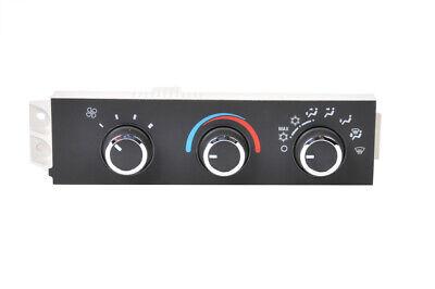 Genuine GM Heater Control 84555663