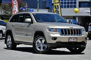 2011 Jeep Grand Cherokee WK MY2011 Laredo Gold 5 Speed Sports Automatic Wagon Southport Gold Coast City Preview