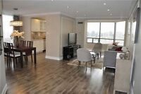PENTHOUSE unit in Thornhill - Vaughan ---- FULLY RENOVATED!!!