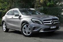2016 Mercedes-Benz GLA200  Grey Sports Automatic Dual Clutch Wagon Doncaster Manningham Area Preview