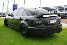 2009 Holden Special Vehicles Clubsport E Series 2 R8 Black 6 Speed Manual Sedan Wangara Wanneroo Area Preview