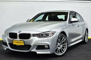 2013 BMW 328i F30 MY0813 M Sport Silver 8 Speed Sports Automatic Sedan