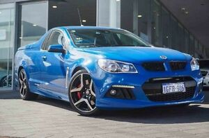 2014 Holden Special Vehicles Maloo GEN-F MY14 R8 Blue 6 Speed Manual Utility Wangara Wanneroo Area Preview