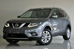 2015 Nissan X-Trail T32 ST-L X-tronic 4WD Grey 7 Speed Constant Variable Wagon Southport Gold Coast City Preview
