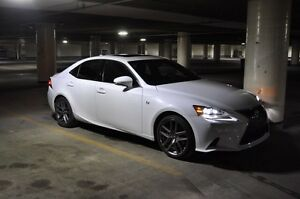 2015 Lexus IS 250 AWD F SPORT Series 3 - Top of the Line