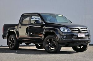 2014 Volkswagen Amarok 2H MY14 TDI420 4Motion Perm Highline Black 8 Speed Automatic Utility Tweed Heads South Tweed Heads Area Preview