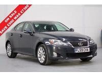 2010 LEXUS IS 220D SE-I SAT NAV | REVERSE CAMERA | £168 A MONTH