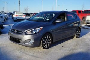 2017 Hyundai Accent SE HATCHBACK Accident Free,  Heated Seats,