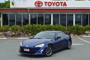2016 Toyota 86 Blue Manual Coupe Highland Park Gold Coast City Preview