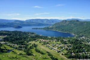 Gorgeous lot for sale Blind Bay, BC