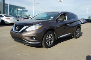 2017 Nissan Murano AWD PLATINUM Leather,  Heated Seats,  Back-up