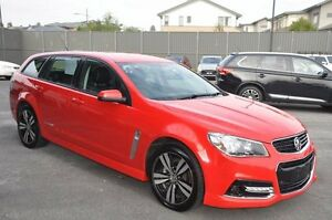 2015 Holden Commodore VF MY15 SV6 Sportwagon Storm Red 6 Speed Sports Automatic Wagon Knoxfield Knox Area Preview