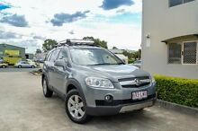 2009 Holden Captiva CG MY09.5 CX (4x4) Grey 5 Speed Automatic Wagon Brendale Pine Rivers Area Preview