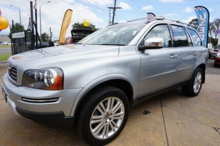 2008 Volvo XC90 P28 MY08 D5 Silver 6 Speed Sports Automatic Wagon