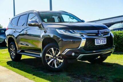 2017 Mitsubishi Pajero Sport QE MY17 GLS Bronze 8 Speed Sports Automatic Wagon Wangara Wanneroo Area Preview