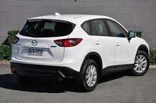 2013 Mazda CX-5 KE1071 MY13 Maxx SKYACTIV-Drive Sport White 6 Speed Sports Automatic Wagon Main Beach Gold Coast City Preview
