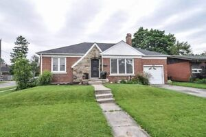 BEAUTIFUL BUNGALOW HOME- OSHAWA AREA AVAILABLE RIGHT NOW