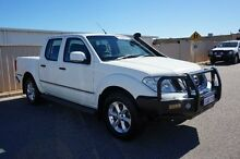 2012 Nissan Navara D40 S6 MY12 ST 4x2 White 6 Speed Manual Utility Pearsall Wanneroo Area Preview
