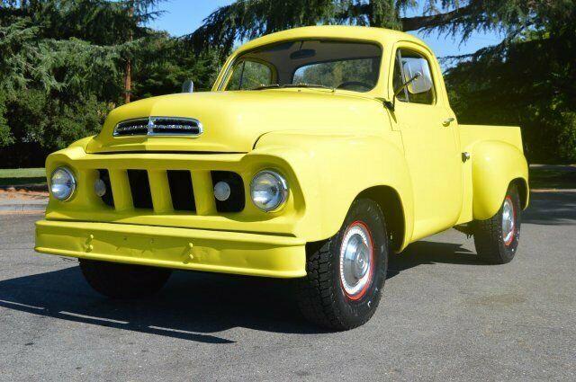 1959 Studebaker Deluxe  1959 Studebaker Deluxe  Yellow    0