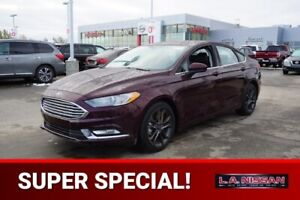 2018 Ford Fusion SE ALL WHEEL DRIVE Accident Free,  Heated Seats