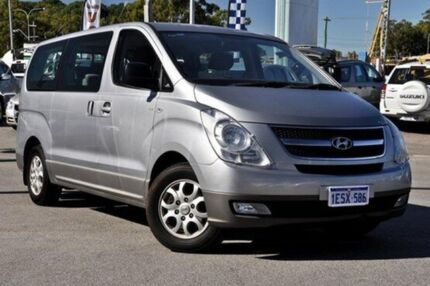 2010 Hyundai iMAX TQ-W Grey 4 Speed Automatic Wagon Myaree Melville Area Preview
