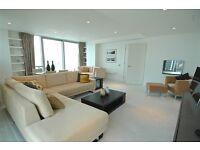 2 bedroom flat in Pan Peninsula East, South Quay