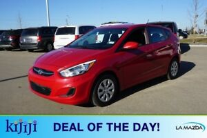 2017 Hyundai Accent GL Accident Free,  Heated Seats,  Bluetooth,